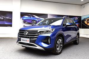 解讀傳祺全新GS4:說它是內飾最帥的自主SUV,你服不服?