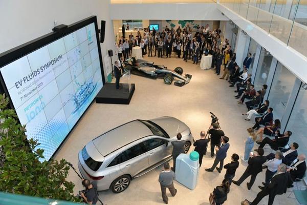 电动车也用油!马石油在意大利召集百位专家研讨相关技术