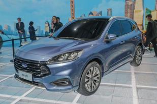 長安福特Escape正式定名銳際,將于廣州車展正式亮相