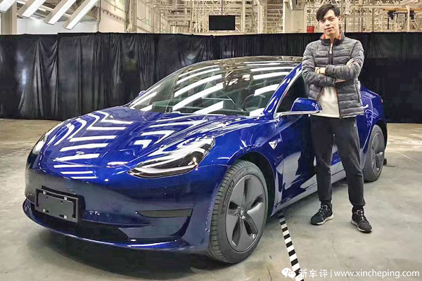 """編輯部一周預報:國產特斯拉Model 3試駕,""""新人""""亮相"""