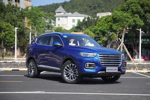 10月SUV銷量:哈弗H6重回巔峰 大眾系列繼續領跑