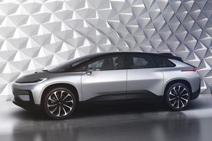 FF91將于20-21日對外公開內飾,新車售價超過140萬元