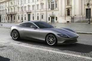 高產似內啥,法拉利全新車型Roma正式亮相