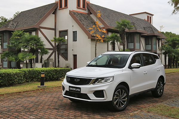 吉利遠景X6首試:家用SUV,選成熟產品還是新車型?