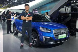2019廣州車展新車快評:奧迪Q2L e-tron