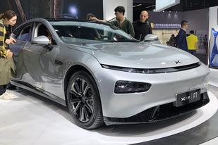 广州车展:小鹏P7预售27-37万,中国特斯拉Model S的雄心