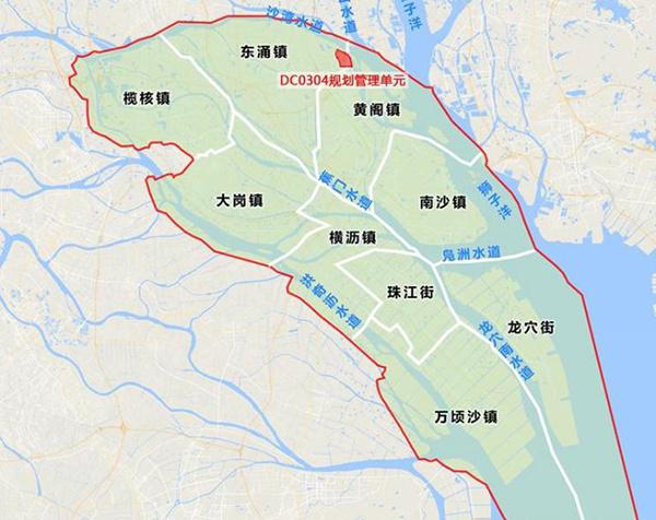 耗资96亿元,国家级自动驾驶测试基地将在广州南沙开建