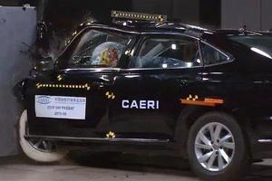 """聚焦丨外資品牌的""""中國特供車"""",為什么都這么不經撞?"""