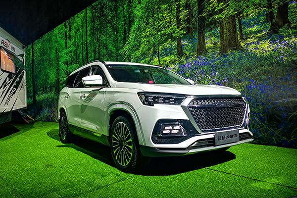 捷途旗下中型SUV X95正式上市:售9.99-15.09万元