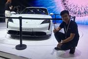 2019广州车展新车快评:全新保时捷Taycan Turbo S