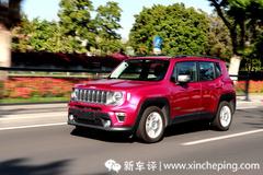 新款Jeep自由侠首试:换装1.3T发动机,疗效如何?