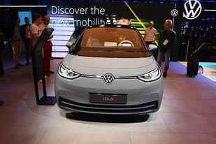 大眾公布10月銷量:中國共售29萬輛,同比增長7.5%