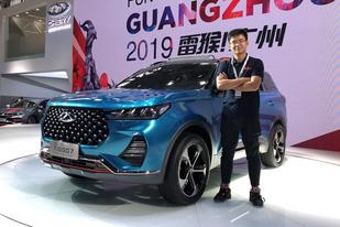 2019廣州車展新車快評:奇瑞全新一代瑞虎7