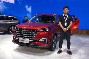 2019廣州車展新車快評:長安CS55 PLUS