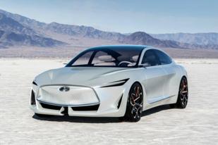 英菲尼迪公布电动化战略:2025年开始仅售电动车