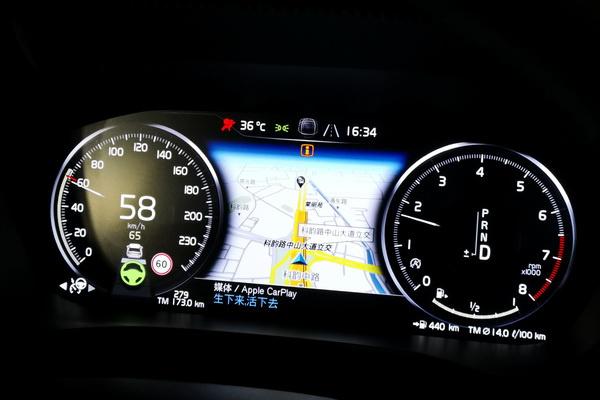 2020款沃尔沃XC60七天用车体验:豪华易得,安心难求