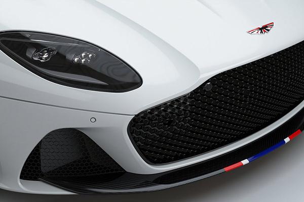 优雅从不缺席,阿斯顿马丁推出协和超音速客机纪念版车型