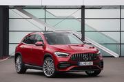 新一代奔驰GLA正式亮相:个头不大,但SUV、奔驰味给足你