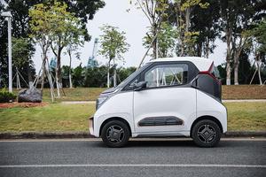 试驾宝骏E200:开一台比Smart还小的电动车是怎样的体验