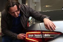 设计大师约瑟夫·卡班回归 任首席设计师助力大众电动化
