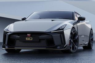 99萬歐!日產GT-R50量產版將亮相2020日內瓦車展