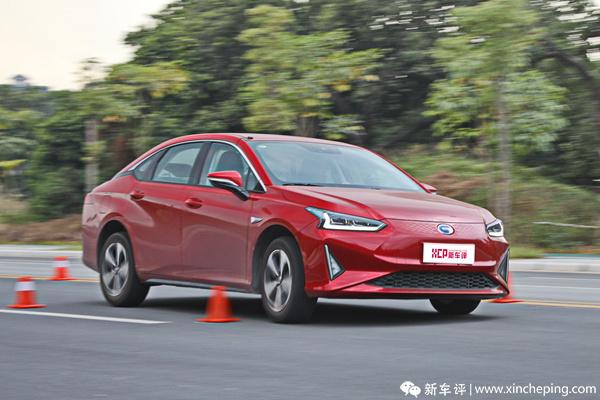 廣汽豐田iA5長測(5):主打家用的電動車,有資格談性能嗎?