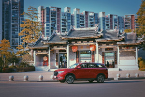 """长安欧尚X7自驾游:这才是""""经济旅行""""潮流中的精品SUV"""