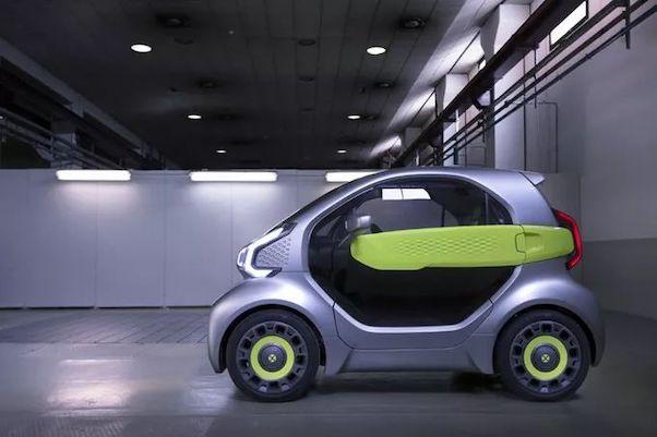 YOYO众筹,售价5999欧元:年轻人,来一辆3D打印汽车?