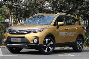 广汽传祺新款GS3:八款车型7.68万起,降低起售门槛