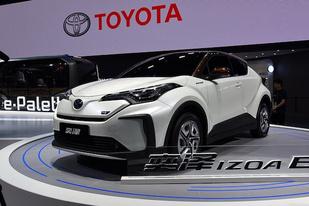 丰田奕泽IZOA EV动力信息:150kW电机+160km/h最高车速