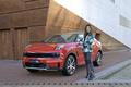有钱MM遇见领克05:它来了!它来了!中国最潮的轿跑SUV来了