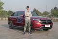 試駕奔馳EQC:奔馳實力示范,豪華電動車應該長這樣!