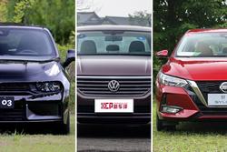11月熱點車型銷量點評:朗逸軒逸雙雙5萬+,領克03再創新高