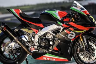 新摩:全球限量10台!阿普利亚最强跑车RSV4 X登陆亚洲!