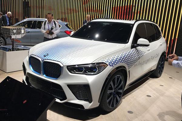 或将试生产 宝马欲与丰田合作推出氢燃料版X6、X7