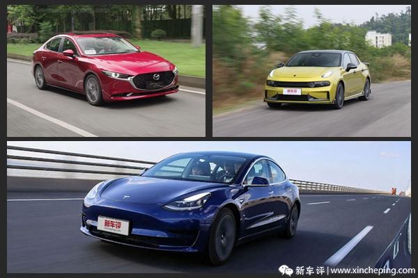 昂克赛拉、领克03+...,2019年能试驾到这些车,值了!