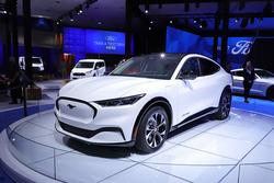 福特:正在基于MEB平台研发新车,但不隶属Mustang车系