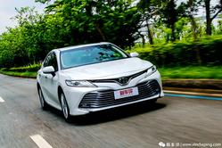 广汽丰田的2019年 销量大增/全系价格坚挺