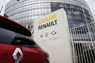 雷诺2019全球销量下降3.4% 新能源车型成销量增长点