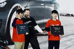 特斯拉的中國速度讓馬斯克放飛自我