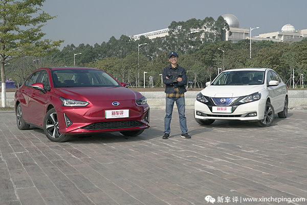 電動車進步有多快?看看廣汽豐田iA5和軒逸·純電就知道了