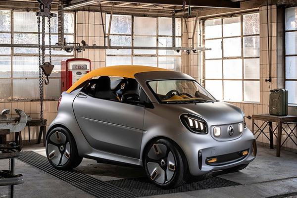 """吉利奔驰smart项目""""落户""""西安 工厂将于年内建成"""