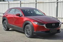 马自达全新SUV CX-30申报图曝光,未见压燃引擎搭载