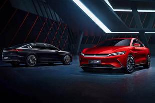 """国内首款搭载""""刀片电池""""量产车,比亚迪汉将于6月上市"""