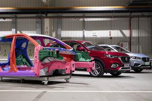 上汽MG名爵2款车获Euro NCAP五星认证