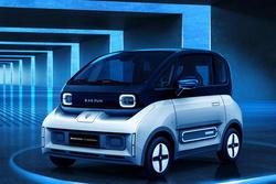 来自未来的精灵,宝骏微型电动车E300将于今晚亮相