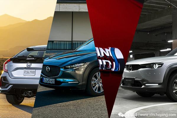 2020日系购车心愿单:两厢思域、压燃引擎...款款都想要