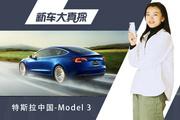 新车大真探:国产版特斯拉model 3 疫情当前有车很重要
