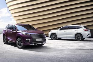 星途换标新车2021年投放美国市场 搭载2.0T+7AT动力总成