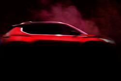 日产全新小型SUV预告图发布,定位将低于劲客